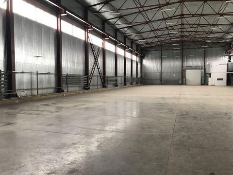 Аренда производственно-складского помещения 250 м2, пандус - Фото 1