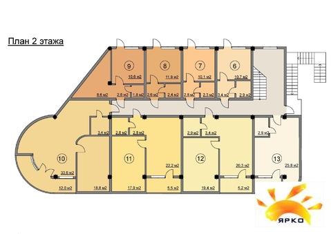 Продажа двухкомнатной квартиры в Гаспре в новом доме. - Фото 2