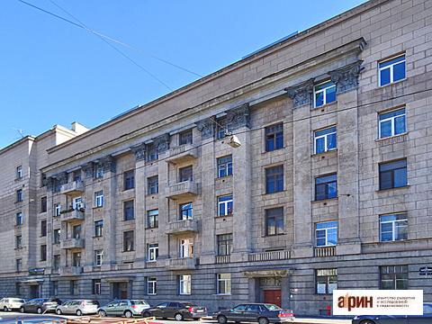 Продажа квартиры, м. Петроградская, Ул. Чапыгина - Фото 1