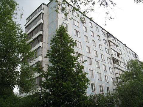 Трехкомнатная Квартира Москва, проспект Новоясеневский, д.12, корп.3, . - Фото 1