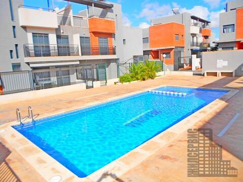 3-уровневый таунхаус с круглогодичным бассейном, двором и солярием - Фото 2
