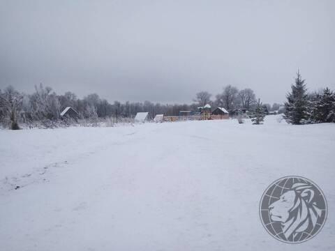 Шикарный участок ИЖС 12,5 сот, Климовка, Рогово, новая Москва - Фото 3