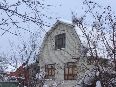 Дом из бруса 100 м2 с ровным прямоугольным участком 12 соток в СНТ . - Фото 2