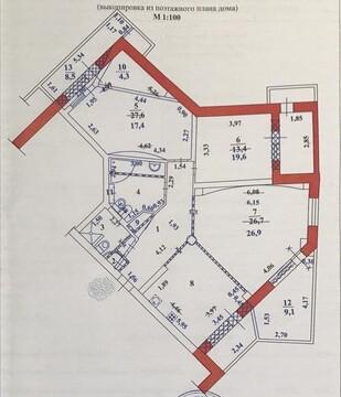 Квартира, ул. Ангарская, д.71 - Фото 1