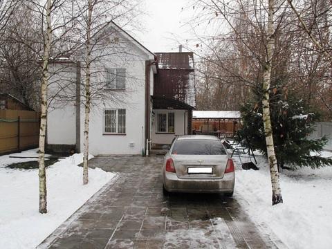 Купить дом в Малаховке - Фото 1