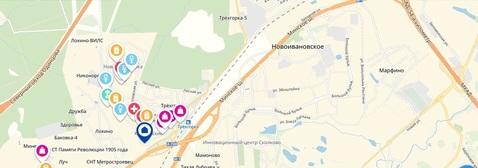 Продам 1-к квартиру, Одинцово Город, жилой комплекс Сколковский - Фото 3
