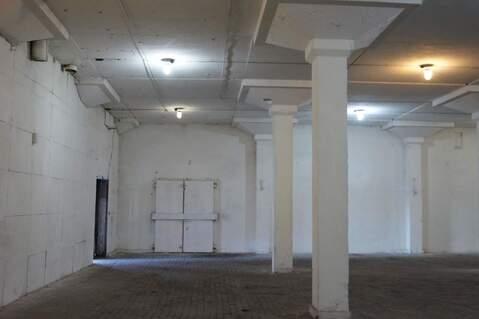 Сдается склад 1000 кв.м, м.Беговая - Фото 4
