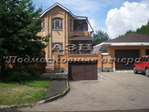 Новорижское ш. 40 км от МКАД, Клопово, Коттедж 340 кв. м - Фото 1