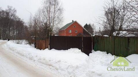Участок 13 соток в г.Чехов - Фото 1