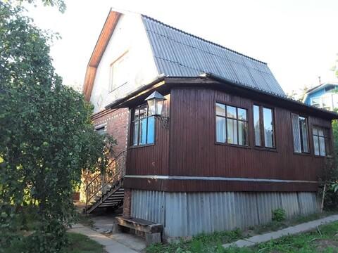 Тёплый дом из кирпича 100кв.м - Фото 1