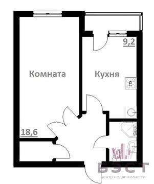 Квартира, ул. Пионерская, д.38 к.2 - Фото 1