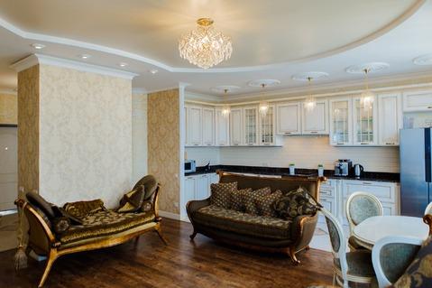 Продажа 4-к квартиры, 121.4 м2, Центральный р-н, Волгоград-Сити - Фото 1
