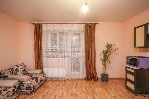 1 комнатная квартира в Тюмени, ул.Верхнетарманская, д.1 - Фото 3