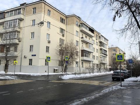 Продаётя 3-х комнатная квартира в Хамовниках - Фото 1
