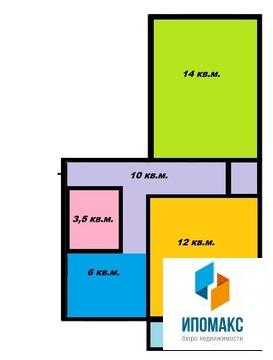 Продается 2-ая квартира в д.Яковлевское - Фото 3