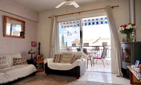 Хороший и недорогой трехкомнатный Апартамент в пригороде Пафоса - Фото 3