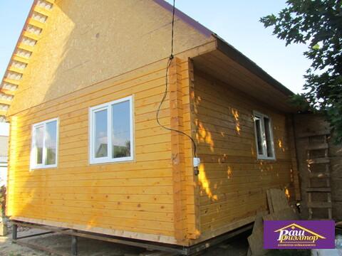 Продается почти законченный дом в д. Красный луч - Фото 4