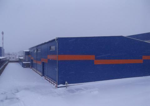 Cкладское помещение 1500 м2в здании класса a - Фото 1