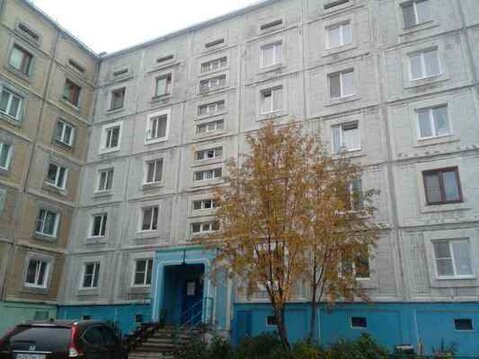 Квартира, Мурманск, Ушакова, Купить квартиру в Мурманске по недорогой цене, ID объекта - 322014593 - Фото 1