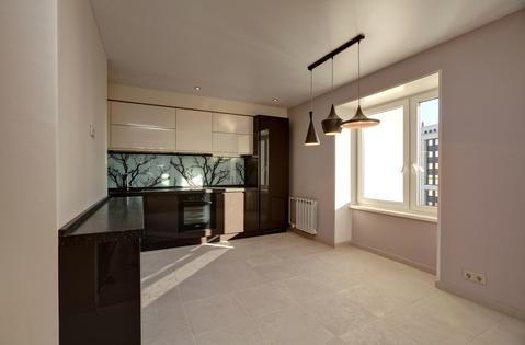 Двухкомнатная Квартира Москва, переулок Докучаев, д.17, ЦАО - . - Фото 2