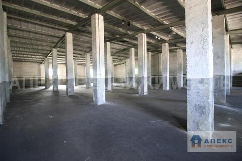 Аренда помещения пл. 621 м2 под склад, производство, Домодедово . - Фото 1