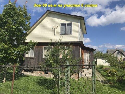 Продам дачу Всеволожский р-он пос. им Морозова СНТ Орешек-2 - Фото 2