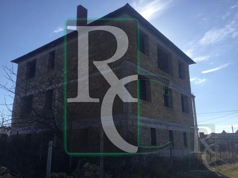 Продается 3-х этажный Дом, г. Севастополь, мыс Фиолент, ст «Импульс-1» - Фото 2
