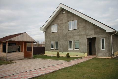 Дом 200 кв.м. в Домодедово, мкр. Белые Столбы - Фото 1