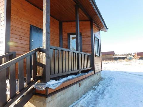 Дом в Совхозе Победа Жуковского района Калужской области с газом озеро - Фото 3