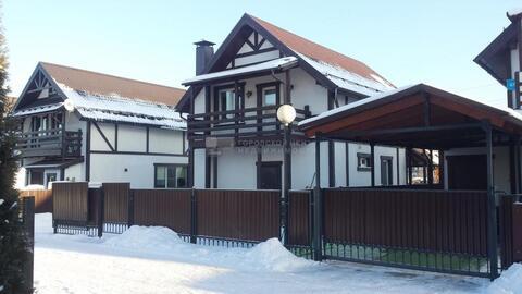 Дом 120 кв.м, Участок 4 сот. , Новорижское ш, 45 км. от МКАД. - Фото 4