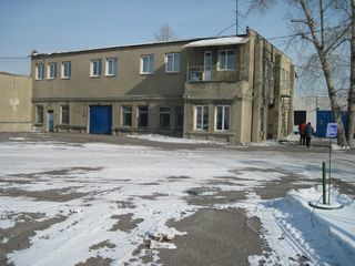 Продажа производственного помещения, Омск, Улица 1-я Заводская - Фото 1