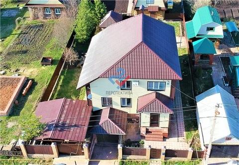 Дом 231 м2 в пос.Николаевка на участке 12,5 соток, 12 км от Уфы. - Фото 1