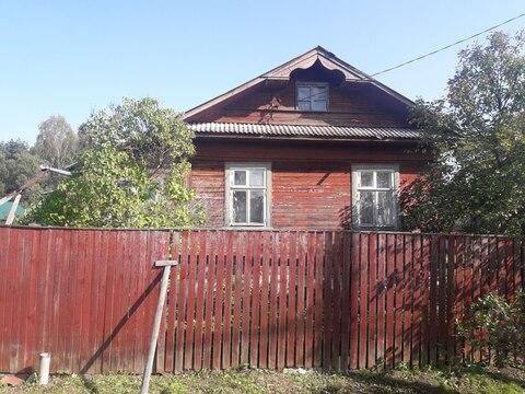 Продаётся дом 50 кв.м. в г. Кимры по ул. Тимирязева - Фото 1