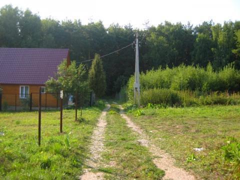 Продаётся уч-ок 9 соток в СНТ Ветеран-3 эл-во, водопровод р.Ока, лес ! - Фото 1