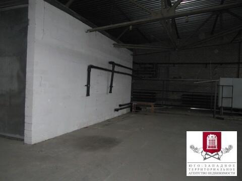 Продается одноэтажное производственное здание из профнастила 279.9 кв. - Фото 5