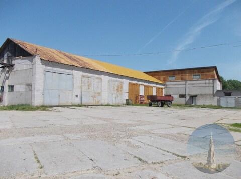 488. Кашин. Производственная база 1327 кв.м. на участке 6000 кв.м. - Фото 1