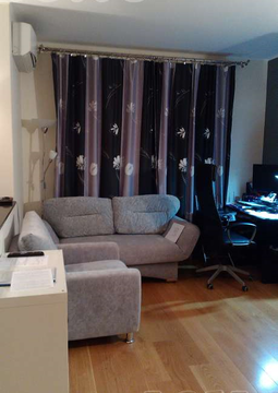 Квартира-студия 38 кв.м с евроремонтом - Фото 3