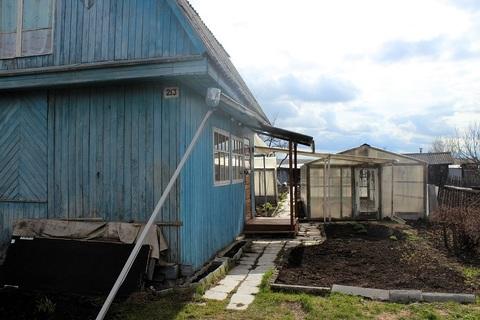 Дом 50 м2 на участке 6 сот. СНТ 60 лет Октября (Птицефабрика) - Фото 2