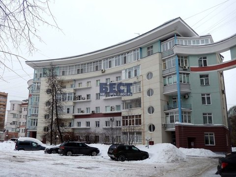 Четырехкомнатная Квартира Москва, улица Владимирская 1-я, д.3, корп.3, . - Фото 2
