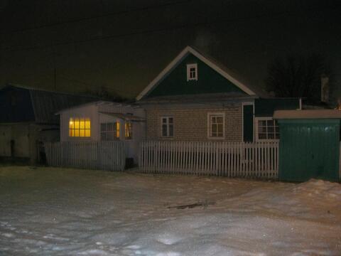 Кленовая 3-я 38 дербышки советский полдома и гараж двухэтажный - Фото 3