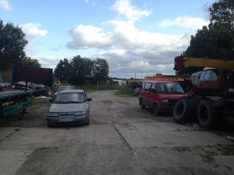 Сдается холодный склад 700 м2 в п. Лаголово, Ломоносовский р-н - Фото 5