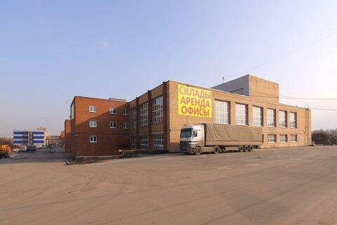 Аренда склада, Щелково, Щелковский район, Г. Щелково - Фото 4