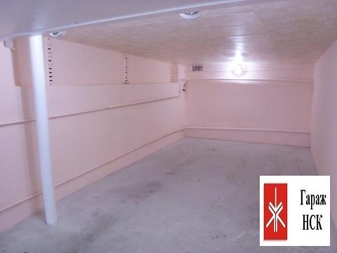 Сдам капитальный гараж на 2 машины, ГСК Авангард № 219, Терешковой 15б - Фото 4