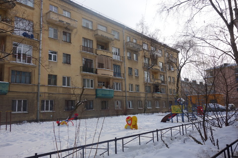 3-х комнатная квартира у метро Лесная - Фото 3