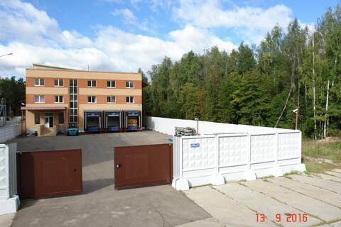 Сдается складской корпус 1276 кв.м с офисами и собственной территорией - Фото 3