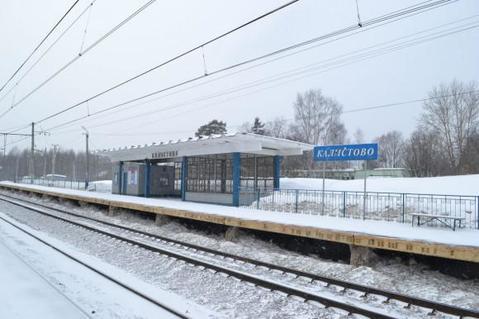 В живописном месте Подмосковья кп «Хотьковский» продается 12 соток - Фото 1