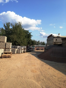 Производственная база изделий из бетона (мини завод) - Фото 1
