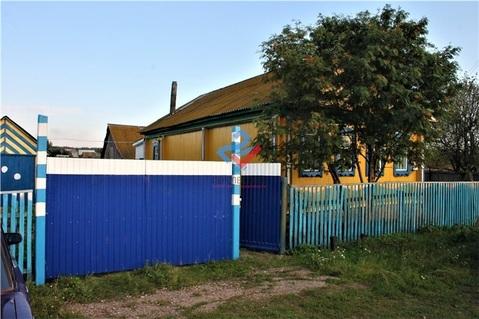 Дом в с. Тукаево (Аургазинском район), 73 кв.м, 30 соток земли - Фото 1