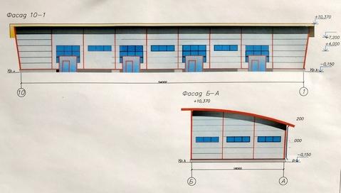 Производственный комплекс, от 486 м2 до 2484 м2 - Фото 5