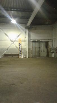 Сдаётся отапливаемое складское помещение 430 м2 - Фото 3